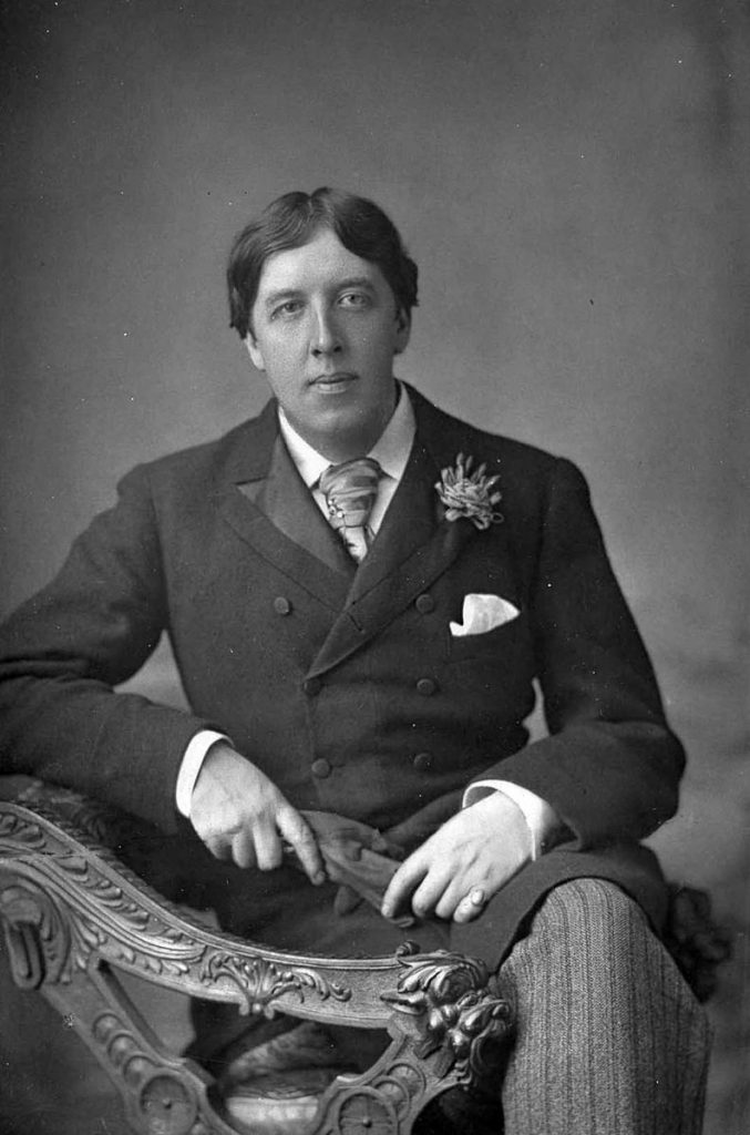 Oscar Wilde (1854-1900) 1889, May 23. Picture by W. and D. Downey.jpg